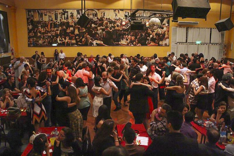 Tango tanzen lernen wie in Buenos Aires mit Tangonautics Tango Argentino München
