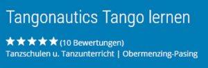 Tangonautics - Die beste Tangoschule in München: 5 Sterne bei muenchen.de