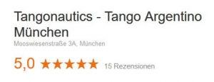 Tangonautics - Die beste Tangoschule in München: 5 Sterne bei Google