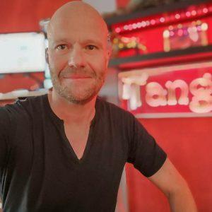 Andreas de Tangonautics - Dein privater Tangolehrer in München