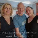 Andreas de Tanglnautics - Tango lernen mit Freude in München